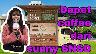 CAFE ASEAN with Sunny SNSD (Girls Generation)