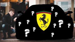 I BOUGHT A FERRARI!! My Dream car...