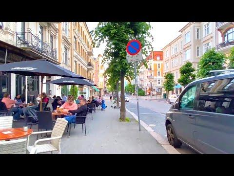 Walking Oslo july 2021 🏃🏻♀️ Frogner - Niels Juels gate - SAWAN THAI RESTAURANT by oslo elsa67