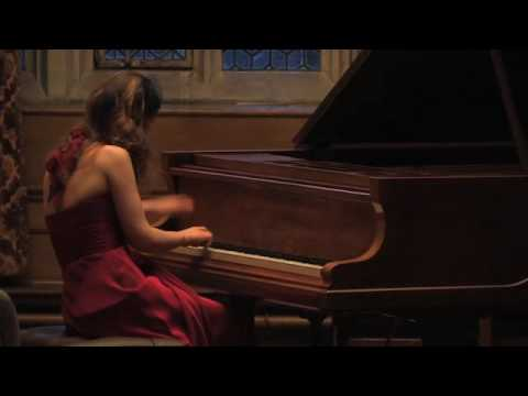 Veronika Ilinskaya plays Jazz Etude by Nikolai Kapustin