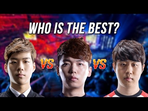 Smeb vs Marin vs Duke - Who is the best Korean Top?