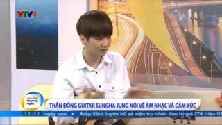 Phỏng vấn sungha jung việt nam