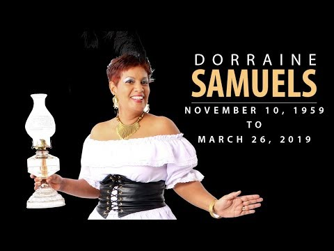 PICTURE THIS: Remembering broadcaster Dorraine Samuels