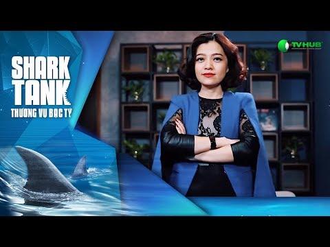 Trương Lý Hoàng Phi | Shark Khách Mời | SHARK TANK VIỆT NAM - Thương Vụ Bạc Tỷ VTV 3