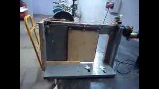 Puerta de garage automatica
