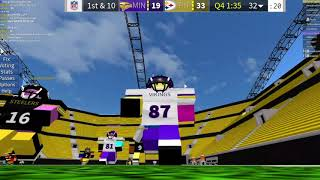 ROBLOX Legendary Football Highlights #5 and RNFL 2