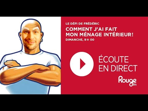 Rouge fm comment faire le m nage du printemps de votre maison int rieure youtube - Comment faire le menage ...