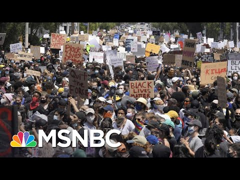 Will Nationwide Protests Cause Spikes In Coronavirus Cases? | The 11th Hour | MSNBC