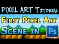 Pixel Art Tutorial - Creating your first