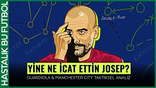 FUTBOLUN HACKERI | Manchester City & Pep Guardiola Analizi