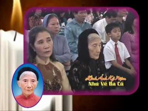 THÁNH LỄ AN TÁNG Bà Cố Maria  Thân Mẫu Đức Cha Thomas Vũ Đình Hiệu  P1