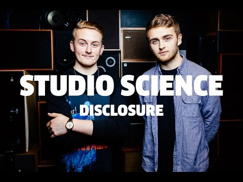 Studio Science: Disclosure | Red Bull Music Academy