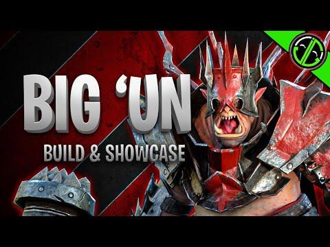 Big 'Un Is SO MUCH MORE Than Just A Nuker   Gear, Masteries, & Showcase   RAID Champ Guide