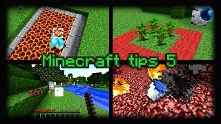 Các mẹo hữu ích trong minecraft mà bạn nên biết - Phần 5