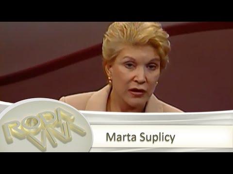 Marta Suplicy - 30/10/2000