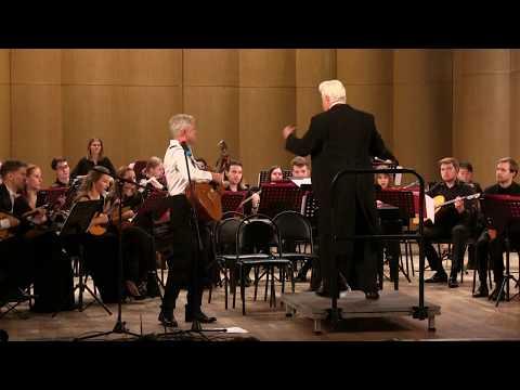 21 октября 2019 года - Концертный русский оркестр РАМ имени Гнесиных «Академия»