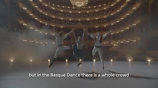 Игорь Цвирко о балете «Пламя Парижа»/Igor Tsvirko talks about «The Flames of Paris» ballet