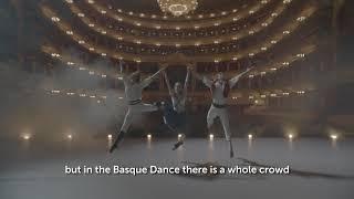 Игорь Цвирко о балете «Пламя Парижа»/Igor Tsvirko talks about «The Flames of Paris» ballet