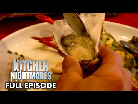 Gordon Ramsay Catches A Possibly Lethal Mistake | Kitchen Nightmares FULL EPISODE