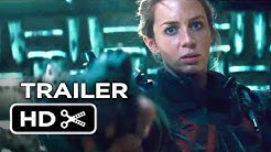 Edge of Tomorrow Official Trailer #2 (2014) - Tom Cruise, Emily Blunt Movie HD