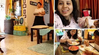 Daughter Unable To Go to School Since 3 Days | Bengali Lunch Routine | Maitreyee's Passion