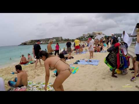 St  Maarten 2016: Mullet Bay, Maho, Maho Beach, Sunset Bar, Taco Macho and La Terrasse