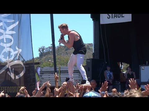 "Set It Off - ""Wolf In Sheep's Clothing"" (Live in San Diego 8-5-15)"