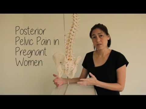 Pains Of Pregnancy - Posterior Pelvic Pain