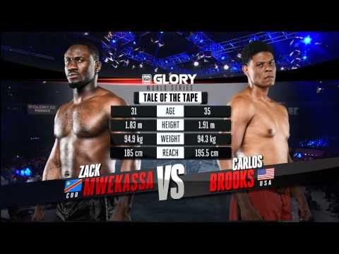 GLORY 22 France Full Event