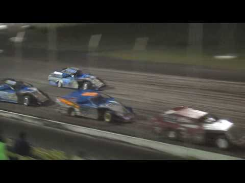 Lakeside Speedway 4 28 17 A&B Mods Stocks Nationals Mains