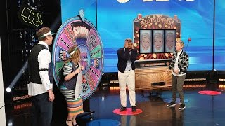 Ellen, Will Ferrell & Amy Poehler's Spectacular Casino Surprise