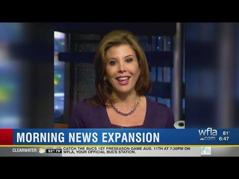 Gayle Guyardo celebrates 25 years at WFLA News Channel 8