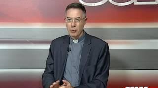 Ospite del Tg mons  Cesare Di Pietro, Rettore Seminario