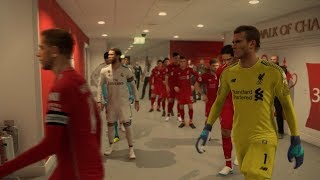 LIVERPOOL vs REAL MADRID PES 2018 GEMBOX PATCH UPDATE PS4 HEN 4.55-5.05