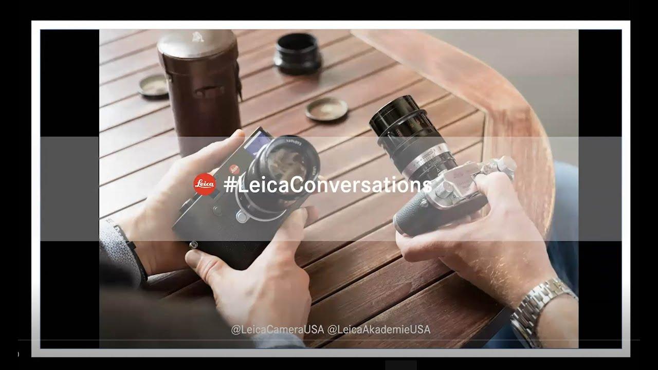 #LeicaConversations - Howie Kendrick