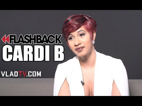 Flashback: Cardi B: I Became a Stripper to Escape Domestic Violence