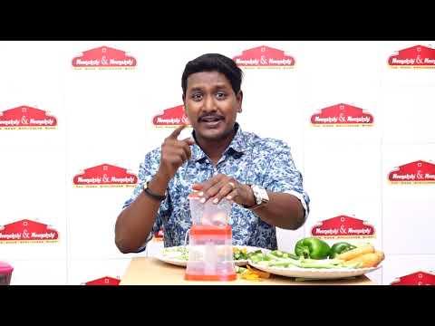 Buy 1 Get 1 Free Onion & Veg chopper + 2 in 1 cutter and peeler  Meenakshi And Meenkashi