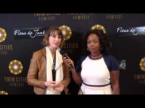 2017 TCFF Red Carpet Interview: Emily Bell- Wet Dreams: One Woman's Chance at Touching Gold