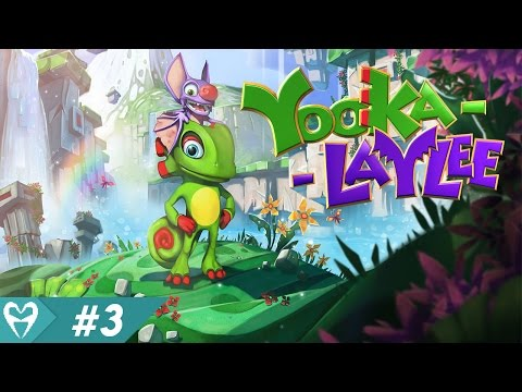 Yooka Laylee - Part 3 - Heartist Gaming |