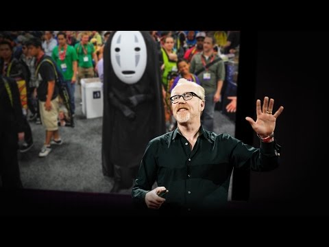 My love letter to cosplay   Adam Savage