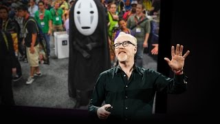 My love letter to cosplay | Adam Savage(, 2016-08-23T16:57:39.000Z)
