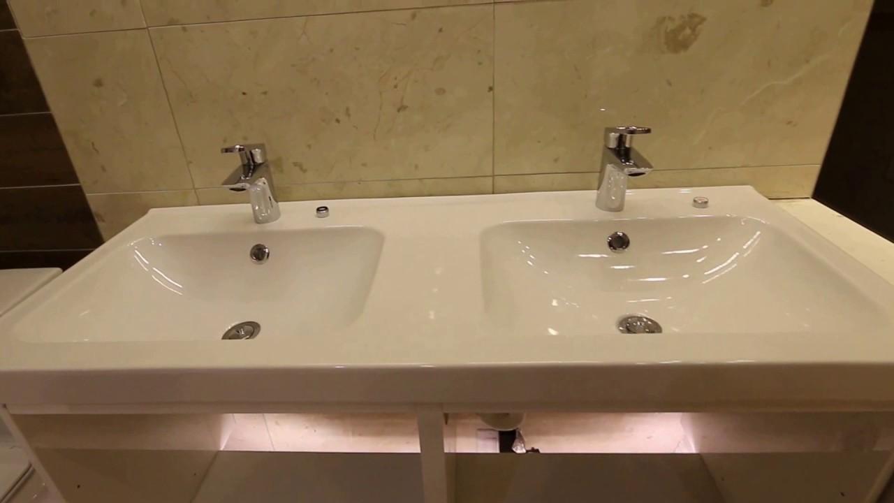Montaz Szafki łazienkowej Ikea