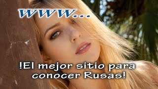 el mejor sitio para conocer chicas rusas