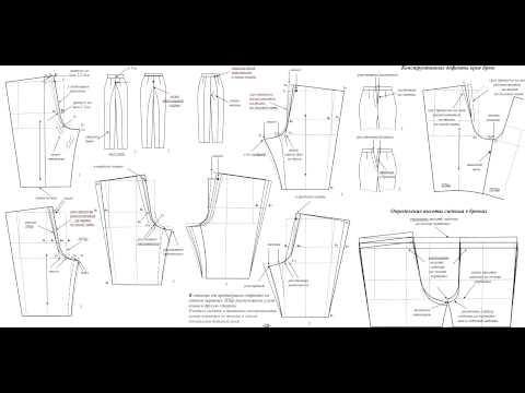 7 урок Конструктивные дефекты  кроя брюк