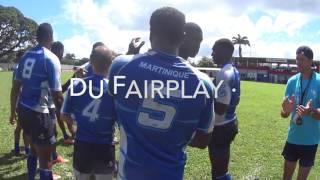 7's Rugby Martinique - Jeux de La Caraibes nov 2016.