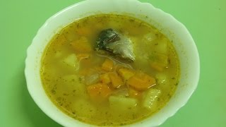 Рыбный суп Очень Вкусный!!