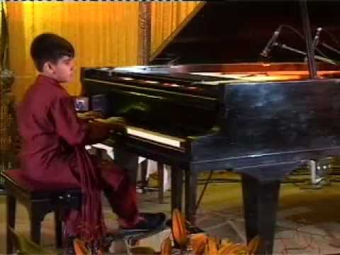 CONCERT PIANIST ABHAY GOYLE.....LIVE IN CONCERT.