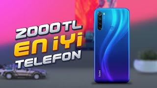 2000 TL En İyi Telefon mu? Xiaomi Redmi Note 8 İnceleme ve Kullanıcı Deneyimleri   Akıl Defteri