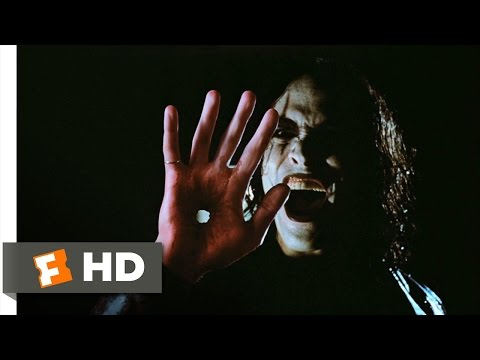The Crow 612 Movie   Here, Funboy 1994 HD