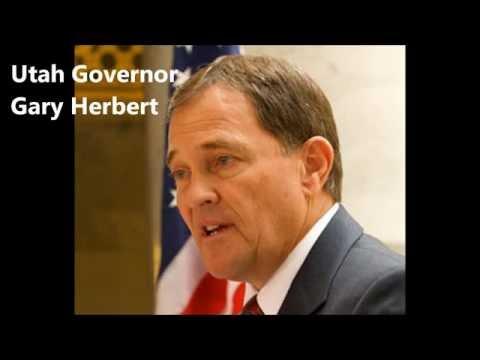 Leaked: Utah Gov. Distressed Phone Calls After Oct. 6 Supreme Court Decision